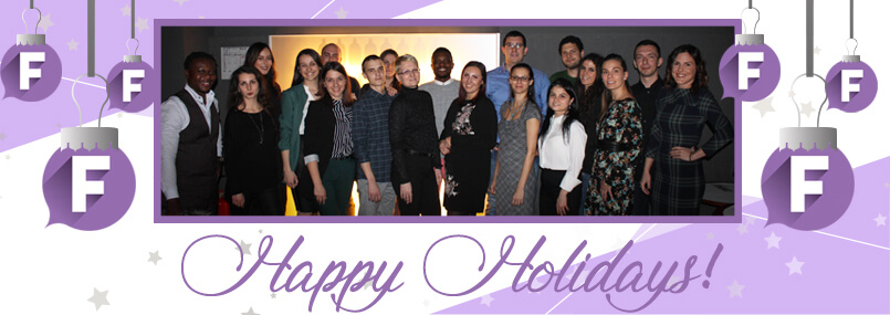 Field Scope International Team wishes you Happy Holidays!