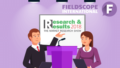 Research & Results Market Research Show