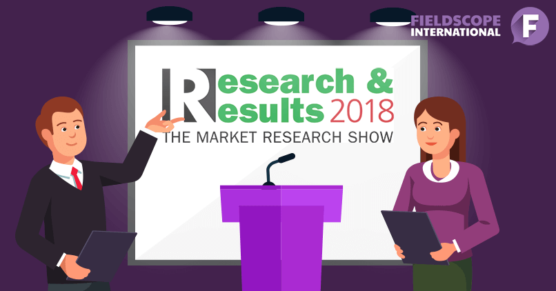 Research & Results trade show